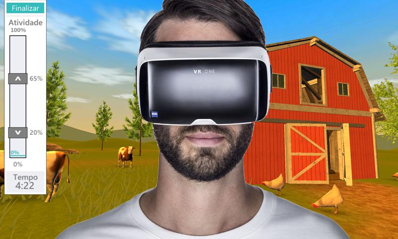 Realidade Virtual Miotec