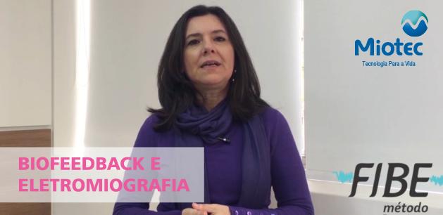 Eletromiografia e Biofeedback com Adriane Bertotto