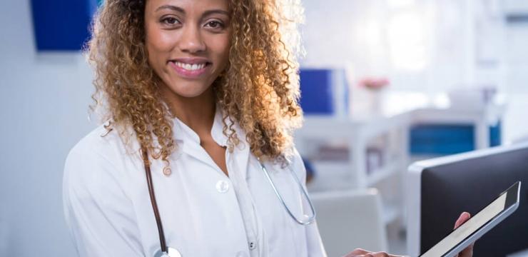 Conquistando a valorização do trabalho na área de saúde