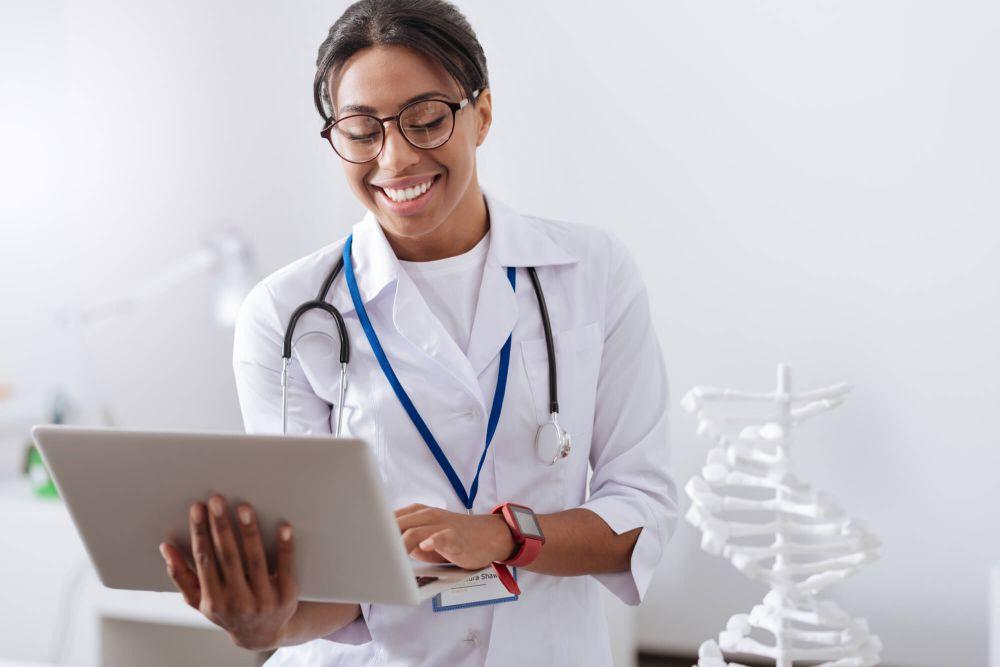 Os benefícios da avaliação de pacientes com tecnologia