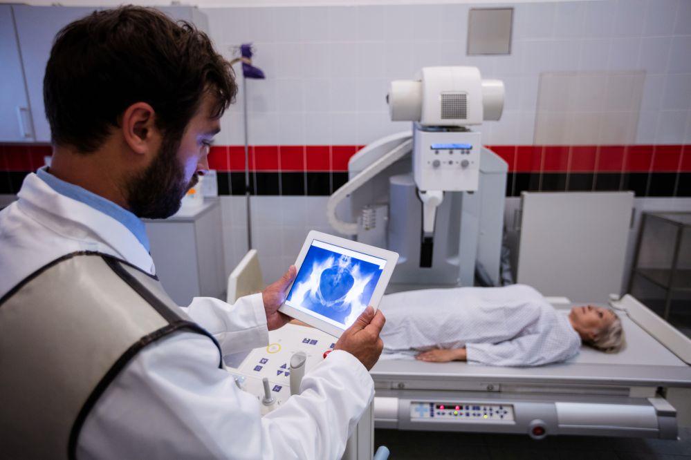 tecnologia na área da saúde