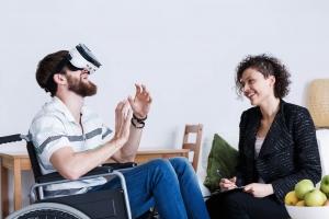 Investimento em tecnologia para terapia
