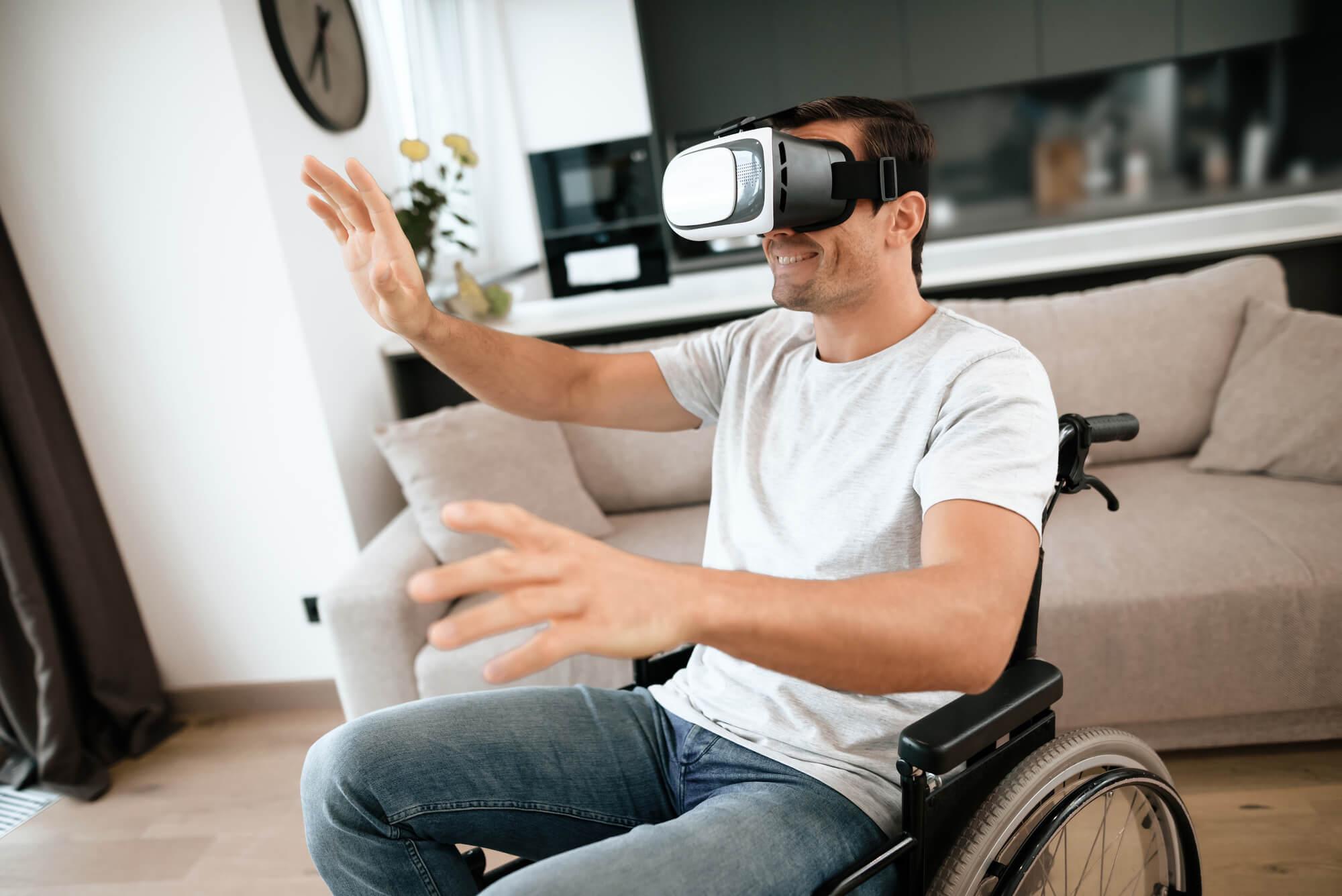 tecnologia na reabilitação
