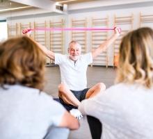 Fisioterapia em idosos: o que fazer para melhorar o atendimento a esse público?