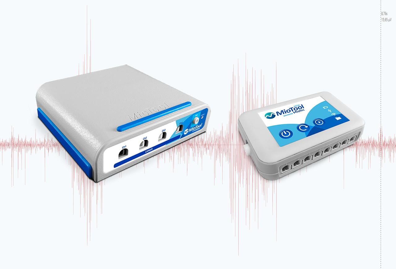 Você sabe como escolher o melhor equipamento de eletromiografia?