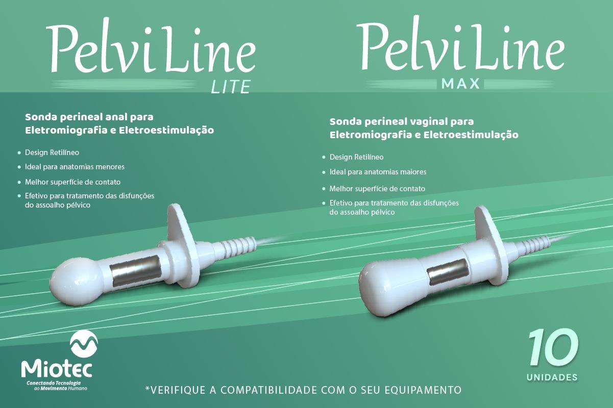 Conheça as novas sondas PelviLine e seu potencial para o tratamento do assoalho pélvico