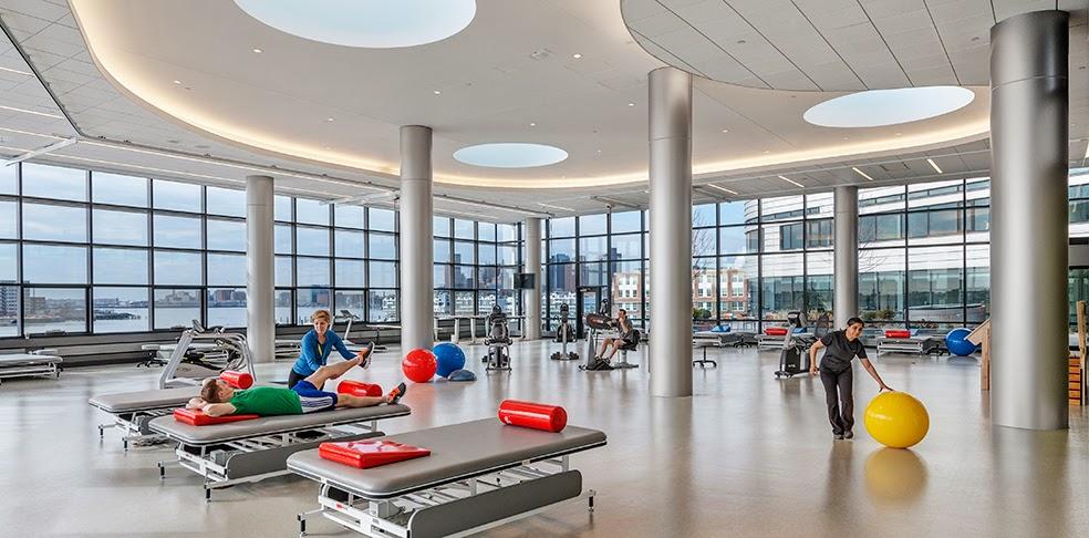 melhores clínicas de fisioterapia