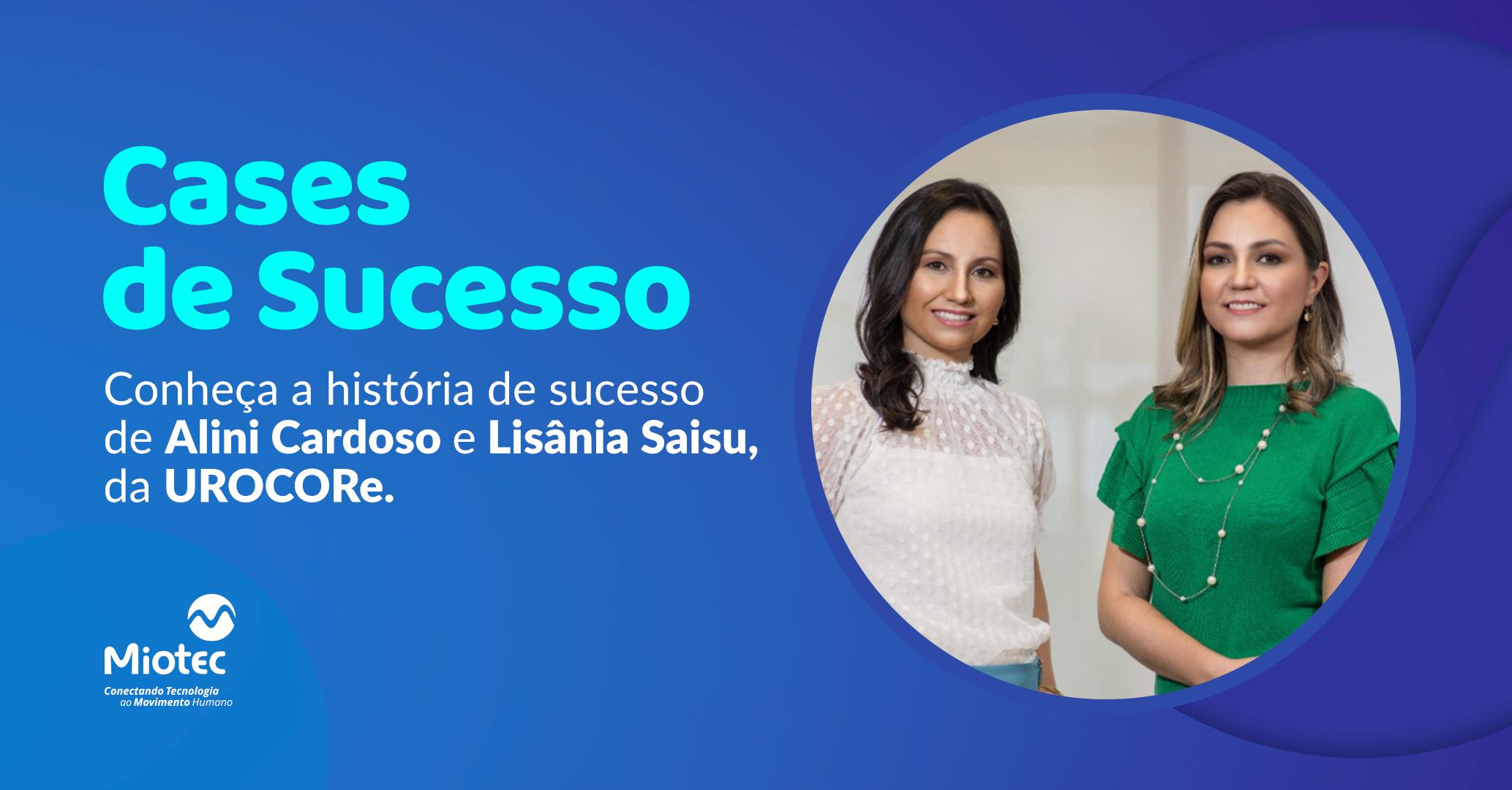 UROCORe: Pioneirismo, tecnologia e coragem para quebrar tabus e promover a saúde